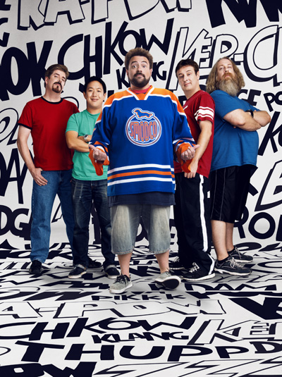 Comic Book Men Season 2 Cast Photos 1 - Comic Book Men Season 2 Cast Photos