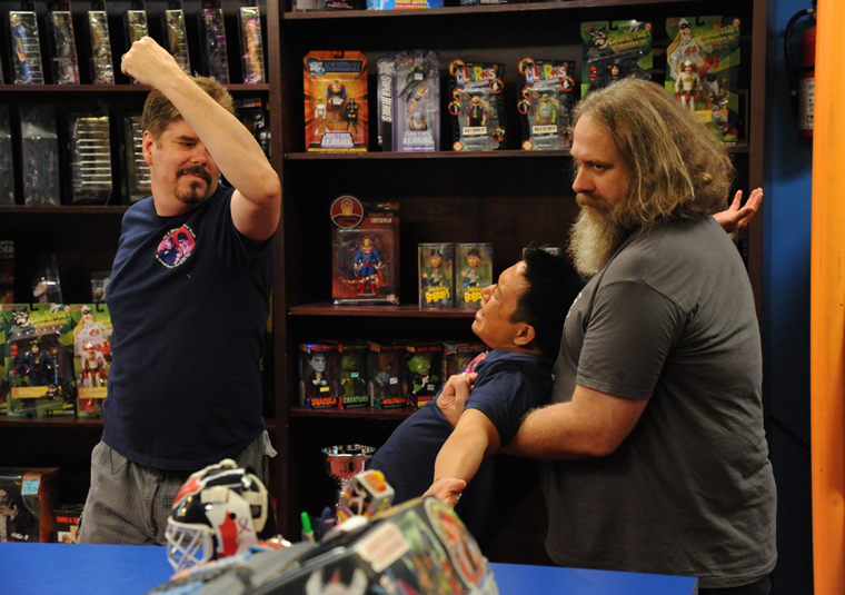 Comic Book Men Season 2 Episode Photos 2 - Comic Book Men Season 2 Episode Photos