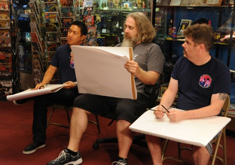 Comic Book Men Season 2 Episode Photos 5 - Comic Book Men Season 2 Episode Photos