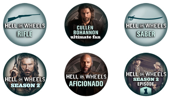 You Think You&#8217;re the Ultimate <em>Hell on Wheels</em> Fan&#8230; Which Badges Have You Earned?