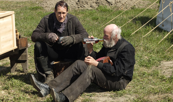 <em>Postmedia</em> Impressed by <em>Hell on Wheels</em> Emmy Nominee; Colm Meaney Big-Screen News