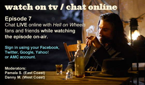 Chat Online While Watching Season 2 Episode 7 on TV This Sunday Night