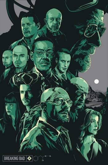 Breaking Bad Season 5 Fan Art Campaign 17 - Breaking Bad Season 5 Fan Art Campaign
