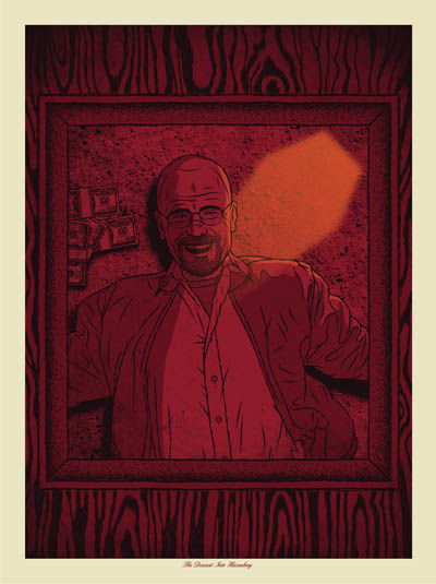 Breaking Bad Season 5 Fan Art Campaign 10 - Breaking Bad Season 5 Fan Art Campaign