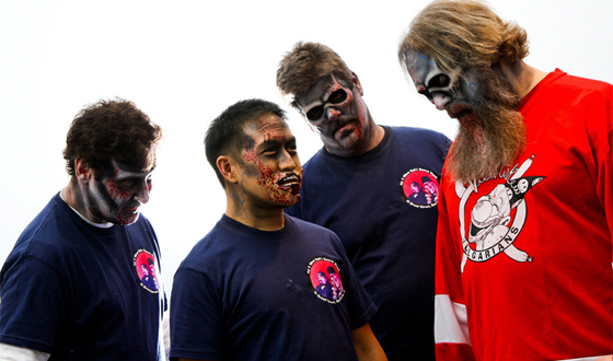 Celebrate Halloween With <em>Comic Book Men</em> Horror-Themed Videos, Photos, and Polls
