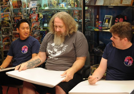 Comic Book Men Season 2 Episode Photos 11 - Comic Book Men Season 2 Episode Photos