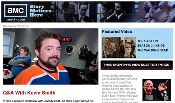 Want to Keep on Top of the Latest <em>Comic Book Men</em> News? Sign Up for the AMC Newsletter