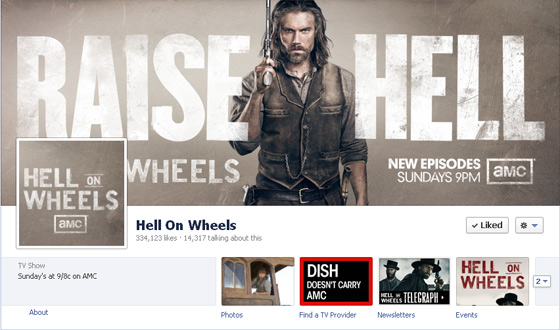 Season 2 Is Over. Now What? Stay Up-to-Date With <em>Hell on Wheels</em> News Online