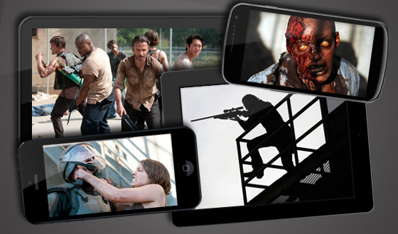 Now Available on Your Android, iPhone, iPad and Kindle Fire &#8211; <em>The Walking Dead</em> Season 3 Premiere