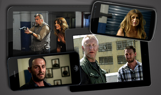 <em>The Walking Dead &#8211; Cold Storage</em> Webisodes Now on iPhone, iPad, Android and Kindle Fire