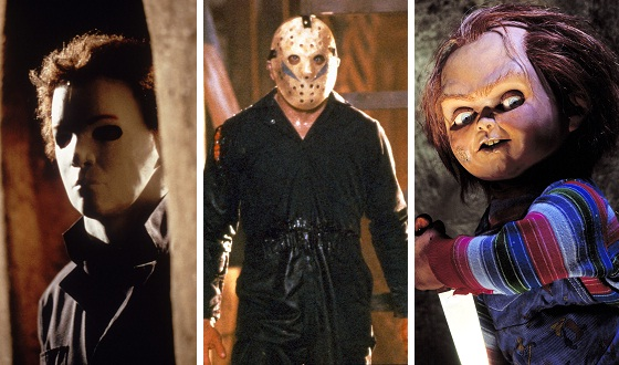 Michael, Jason, Chucky… Which Movie Slasher Kills the Competition?