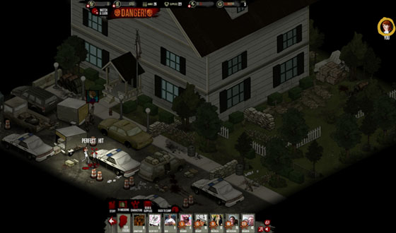 <em>The Walking Dead</em> Social Game Is Now Available in Full Screen Mode