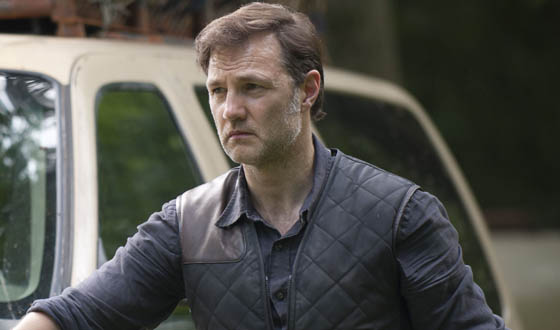 Q&A – David Morrissey (The Governor)