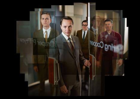 Mad Men Season 5 Studio Gallery Collages 4 - Mad Men Season 5 Cast Photo Collages