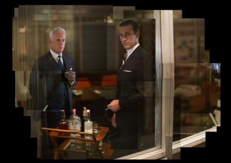 Mad Men Season 5 Studio Gallery Collages 6 - Mad Men Season 5 Cast Photo Collages