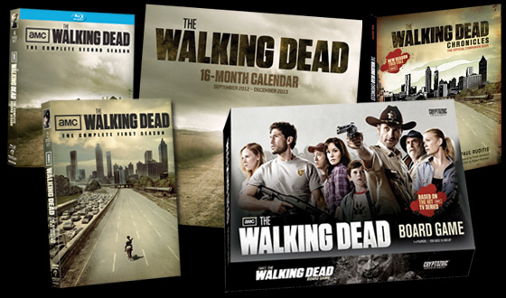 Cyber Monday Shopping? Here Are 5 Popular <em>The Walking Dead</em> Products to Consider