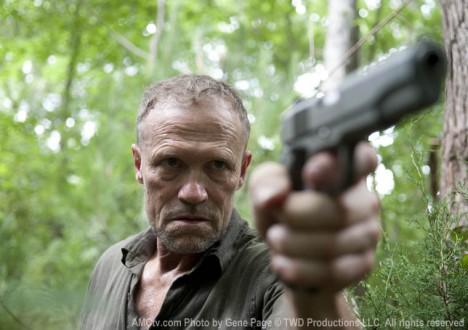 Merle Dixon (Michael Rooker) in Episode 6 of The Walking Dead