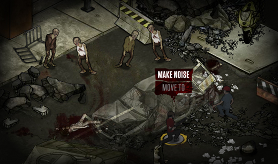<em>The Walking Dead</em> Social Game &#8211; This Week&#8217;s Tip: Make Some Noise, Part II