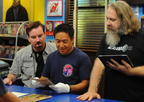 Comic Book Men Season 2 Episode Photos 22 - Comic Book Men Season 2 Episode Photos