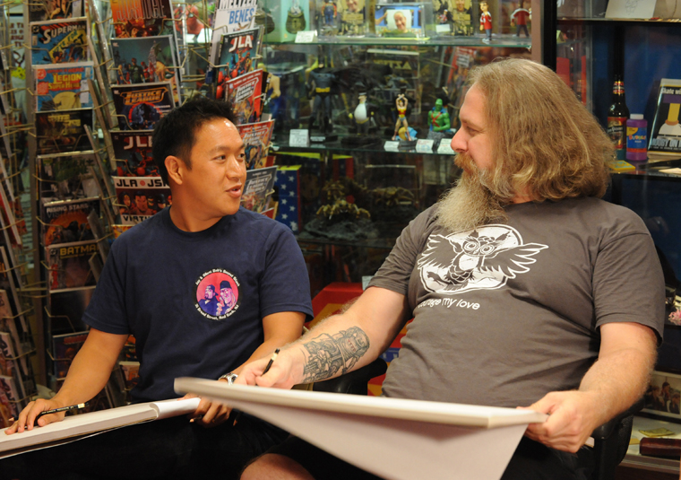 Comic Book Men Season 2 Episode Photos 34 - Comic Book Men Season 2 Episode Photos