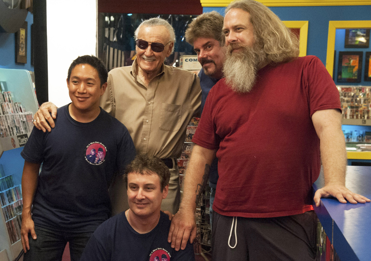 Comic Book Men Season 2 Episode Photos 39 - Comic Book Men Season 2 Episode Photos