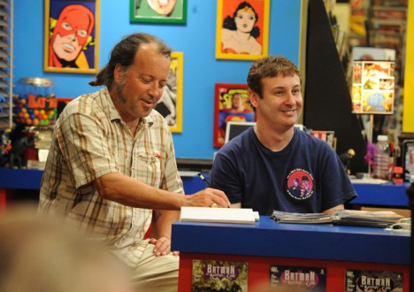 Comic Book Men Season 2 Episode Photos 28 - Comic Book Men Season 2 Episode Photos