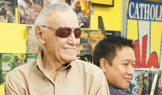 Last Chance to Submit Questions for <em>Comic Book Men</em> Guest Star Stan Lee For a Fan Q&amp;A