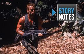 Story Notes for <em>Predator</em>