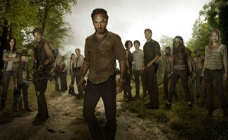 <em>The Walking Dead</em> Receives Satellite Nomination and Special Achievement Award