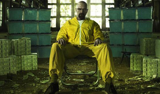 <em>Breaking Bad</em> Lands Two Golden Globe Nominations