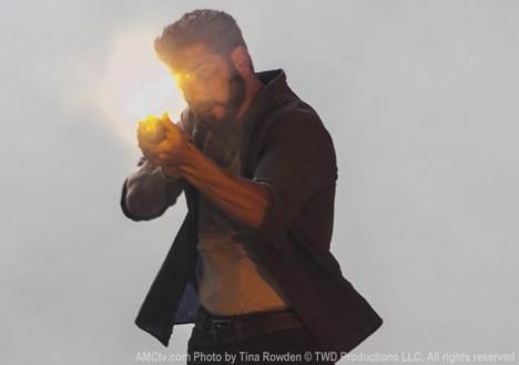 Shane Walsh (Jon Bernthal) in Episode 8 of The Walking Dead