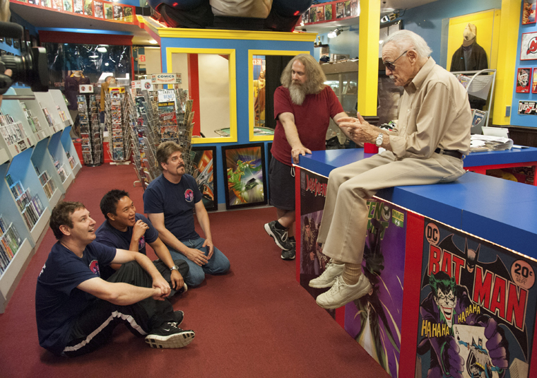 Comic Book Men Season 2 Episode Photos 44 - Comic Book Men Season 2 Episode Photos