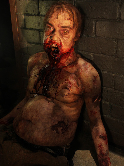 Zombie in Episode 5,