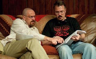 Vince Gilligan Talks Ending <em>Breaking Bad</em> With <em>New York</em>; Bryan Cranston Gets Directing Nod