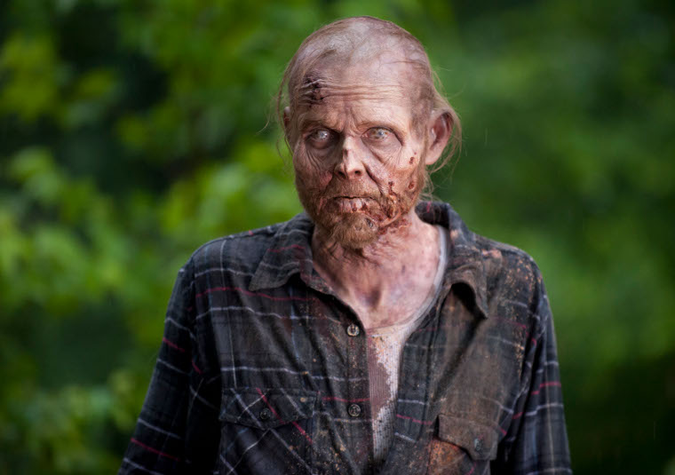 Zombie in Episode 3,