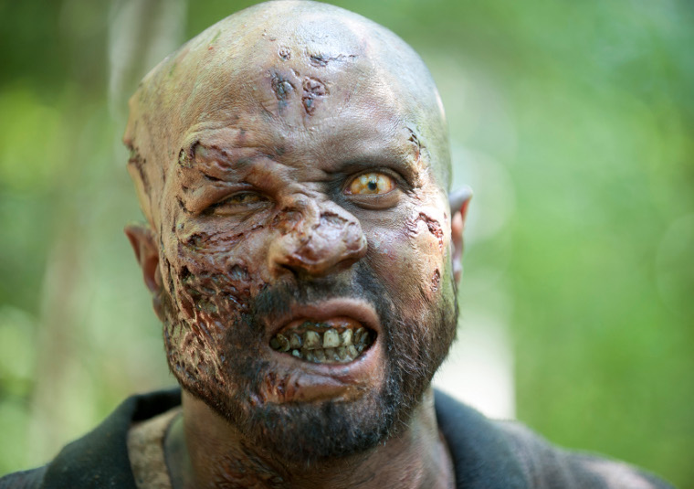 Zombie in Episode 7,