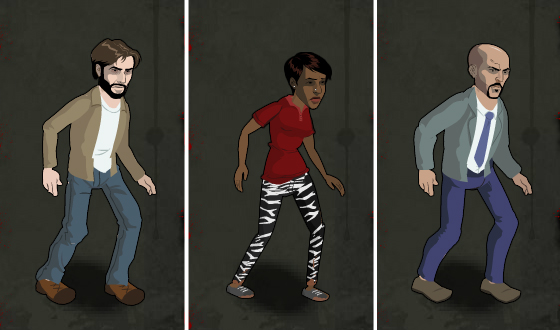 New Year&#8217;s Is the Perfect Time to Get a New Avatar in <em>The Walking Dead</em> Social Game