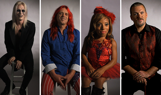 Video &#8211; Profiles of the Cast of <em>Freakshow</em>