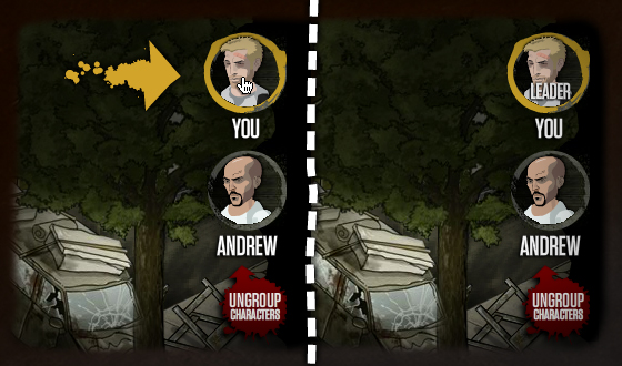 <em>The Walking Dead</em> Social Game &#8211; This Week&#8217;s Tip: How to Take Lead