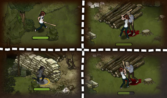 <em>The Walking Dead</em> Social Game &#8211; This Week&#8217;s Tip: Improving Technique Stats