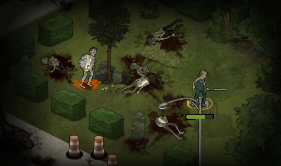 <em>The Walking Dead</em> Social Game &#8211; This Week&#8217;s Tip: Be Careful Around All Walkers