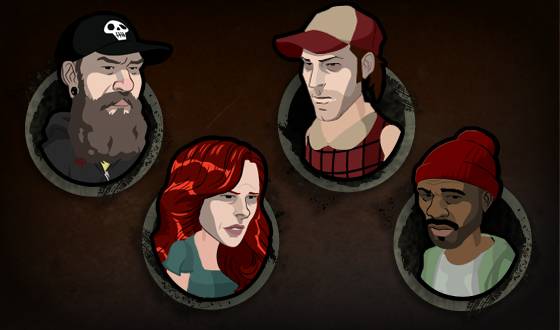 Have a Favorite Camp Survivor from <em>The Walking Dead</em> Social Game? Vote Now!