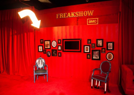 Freakshow Immortal Love Pop-up Experience 1 - The Freakshow Lounge at the Immortal Love Pop-up Experience