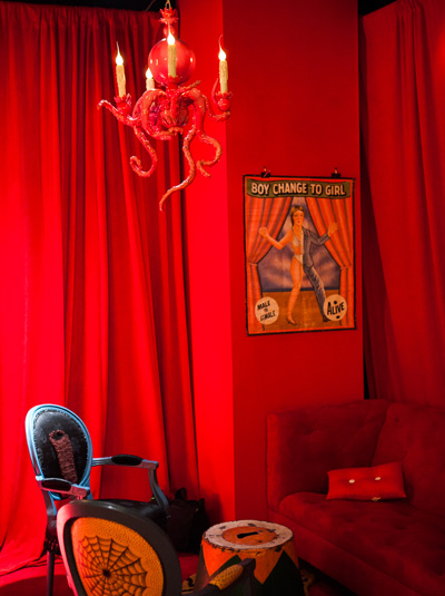 Freakshow Immortal Love Pop-up Experience 6 - The Freakshow Lounge at the Immortal Love Pop-up Experience