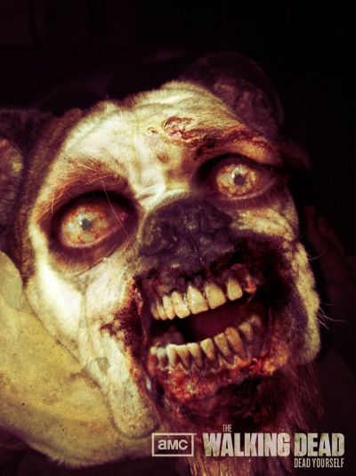 The Walking Dead - Dead Yourself App Pet Edition