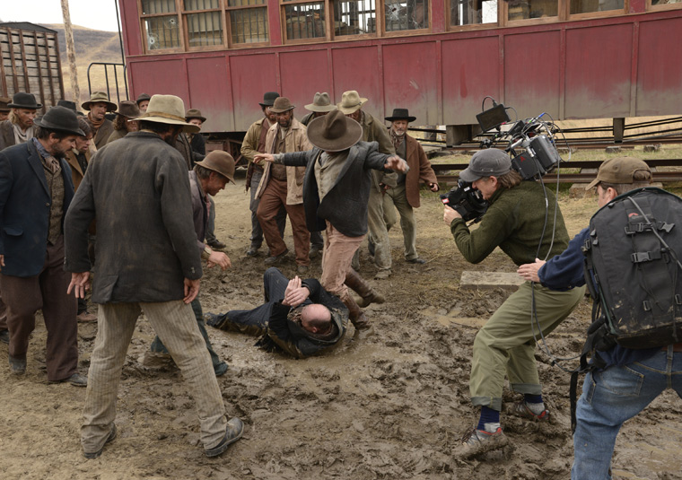 Hell on Wheels Season 2 Behind the Scenes Photos 2 - Hell on Wheels Season 2 Behind the Scenes Photos