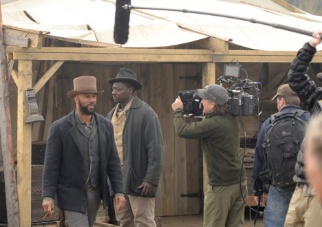 Hell on Wheels Season 2 Behind the Scenes Photos 3 - Hell on Wheels Season 2 Behind the Scenes Photos