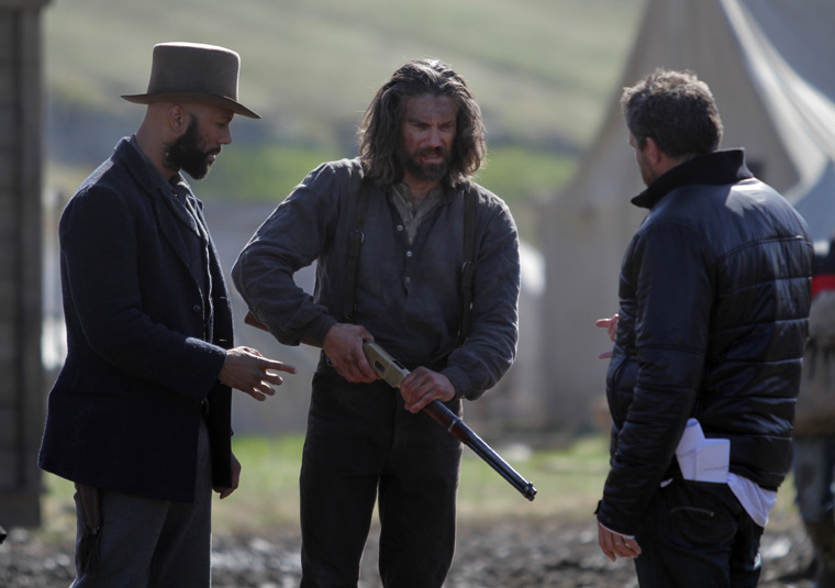 Hell on Wheels Season 2 Behind the Scenes Photos 4 - Hell on Wheels Season 2 Behind the Scenes Photos
