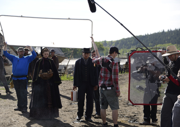 Hell on Wheels Season 2 Behind the Scenes Photos 6 - Hell on Wheels Season 2 Behind the Scenes Photos