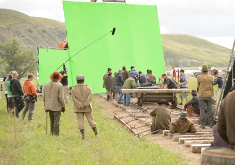 Hell on Wheels Season 2 Behind the Scenes Photos 17 - Hell on Wheels Season 2 Behind the Scenes Photos